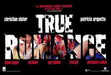 65732 True Romance Christian Slater, Patricia Arquette Wall Print Poster AU