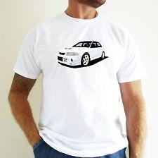 Mitsubishi Evo VI Voiture Art T-shirt. Personalise It!