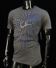 New Alpinestars Racing Motocross Leopold Gray Atletic mens T shirt