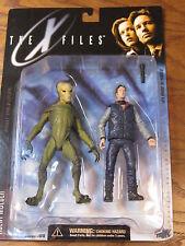 McFarlane Toys - The X-Files - Agent Fox Mulder w/ Alien Action Figures 1998