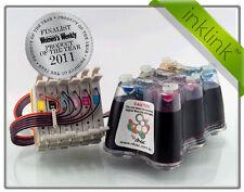RIHAC InkLink CISS System for Epson R230 R210 R310 RX510 RX630 Cartridges T0491