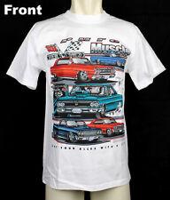 Original Chevrolet Chevy Malibu El Camino Chevelle 396 SS Muscle US Car T- Shirt