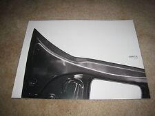 2012 Chevrolet CORVETTE Z06 ZR1 Grand Sport sales brochure catalog literature
