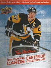 Tim Hortons Upper Deck 16-17 Hockey Cards Clear Cut Platinum Performers Stars