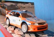 HYUNDAI ACCENT WRC #71 RALLYE MONTE CARLO 2004 BERES STARY IXO 1/43 METALIMEX