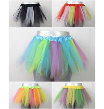 NEU! Tütü Kinder Tutu Ballettrock Tüllrock Petticoat Ballettkleid Rock Ballett