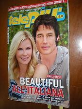 Telepiù.RONN MOSS & KATHERINE KELLY LANG, BEAUTIFUL in ITALY,ALBERTO ROSSI,uuu