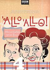 Allo Allo - The Complete Series Four (DVD, 2006) (dv1756)