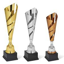 Coppa Trofeo Premiazioni Calice metallo taglio laser Targhetta personalizzata