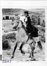 JO Ann Pflug on horse VINTAGE Photo Outlaw