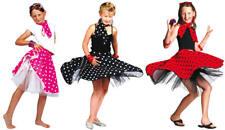 Rock 'n Roll Rock Punkterock Tellerrock 50er Jahre Kinder Karneval Fasching