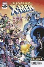 Uncanny X-Men #1-16 | Variants Skrull Villians Finch Liefeld | NM 2018 2019