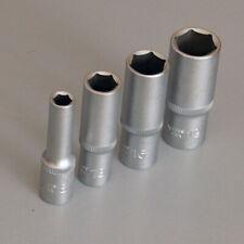 BGS Stecknuss 3/8 tief Sechskant Steckschlüssel Einsatz Nuss 6 kant 8 mm - 19 mm