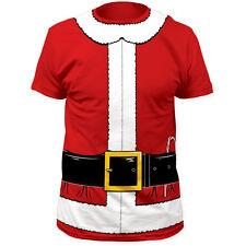 SANTA CLAUS Suit Costume T-Shirt S-2XL