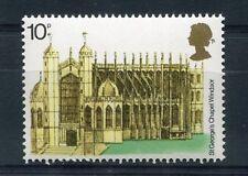 GRANDE-BRETAGNE 1975, timbre 754, ARCHITECTURE, EGLISE SAINT-GEORGE, neuf**