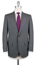 New $7200 Cesare Attolini Gray 140's Suit - (AUS209PUL3S11WA09G21R7)