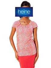 Bodyform-Druck-Shirt. Class International fx. Koralle. NEU!!!KP 49,90 € SALE%%%