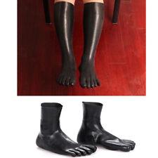 Waterproof Socks Latex Rubber Foot Skin Cover Hose Stockings Long&Short