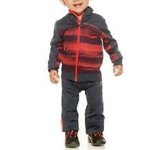 NEW BALANCE® Baby Boy 18M, 24M Digital Print 2-Piece Jacket Set NWT