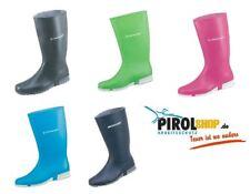 Moderner Damengummistiefel Dunlop Sport Gummistiefel verschiedene Farben NEU