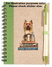 Australian Silky Terrier Dog Sticker No.781, scrapbooking stickers