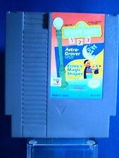 Nintendo NES Sesame Street 123 Video Game