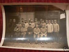 ancienne photo guerre 1914 groupe aviateurs 3