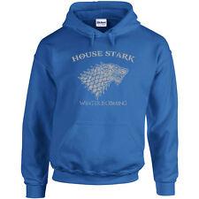 085 House Stark Hoodie sigil thrones wolf vintage retro fantasy medieval dire