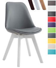 Chaise MANADO chaise de salle à manger rembourrée avec revêtement en similicuir