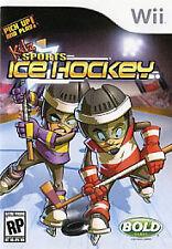 Kidz Sports: Ice Hockey (Nintendo Wii, 2008)  FAST SHIPPING !!!