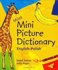 MILET MINI PICTURE DICTIONARY (Polish-English): En... by Sedat Turhan Board book