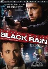 BLACK RAIN (DVD, 2013) NEW