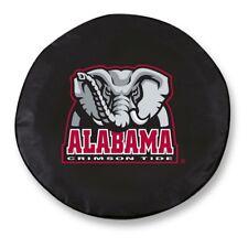 Alabama Crimson Tide Exact Fit Spare Tire Cover - Elephant Logo