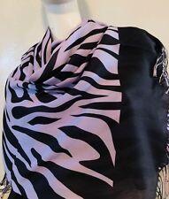 Turkish Shawls Top Quality Unique Design Cotton&Silk Blend Scarves Rectangle NEW