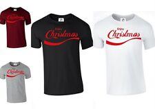 Profitez de Noël t shirt top stockage Santa Claus Père Noël Lot (profiter, tshirt)