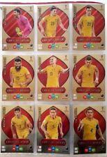 2018 PANINI FIFA WORLD CUP Adrenalyn XL LIMITED EDITION AUSTRALIA CARD SET