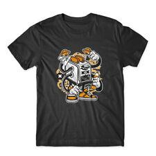 Toaster Monster T-Shirt 100% Cotton Premium Tee New