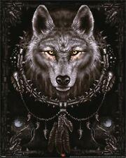 Spiral Mini Poster Wolf Dreams 40x50cm