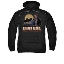 Knight Rider Full Moon Licensed Pullover Hooded Sweatshirt Hoodie Sm-3Xl