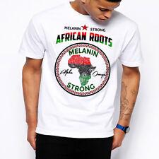 Africa T-Shirt Black History Month  African Wakanda Zulu Panther Kemet Melanin I