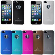 Alu funda rígida, funda, funda protectora, móvil, protección cover cáscara bolso metal bumper iPhone 5 5s