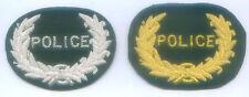 Civil War Police Officer MP Union CSA US Cap Hat Uniform Patch War Occupation PD