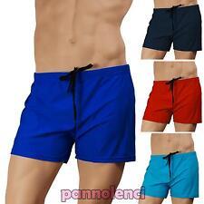 Bermuda uomo costume pantaloncini mare o piscina boxer swimsuit nuovi DY15030