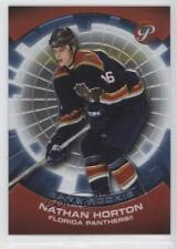 2003-04 Topps Pristine #121 Nathan Horton Florida Panthers Rookie Hockey Card
