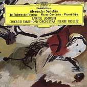 Poeme De L'Extase / Piano Concerto / Promethee, UGORSKI / CHICAGO SYM ORCH / BOU