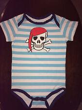 Custom Handmade Pirate Romper Costume One-piece Bodysuit