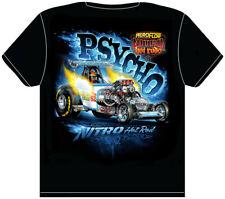 'Psycho' Nitro Hot Rod T-Shirt