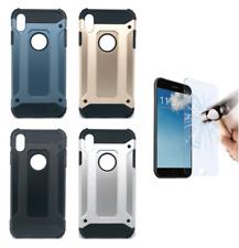 """Funda Carcasa Hibrida Antigolpes Silicona Rigida iPhone XS MAX (4G) 6.5"""""""