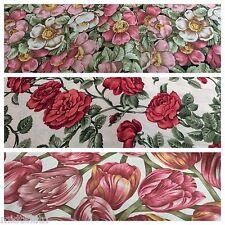 """44 """"imprimé fleuri 100% coton toile Craft Renaissance patchwork M302 Mtex"""