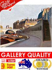 NEW Edward Hopper - Le Quai des Grands Augustin 1909 Giclee Art Print or Canvas